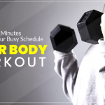 Add This Five Minutes Exercise to Your Busy Schedule – Upper Body Workout